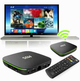 Smart TV Box Universelle - Télé Connectée