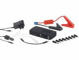 Batterie d'appoint 8000 mAh + fonctions démarrage