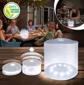 Lanterne à Leds Solaire Gonflable