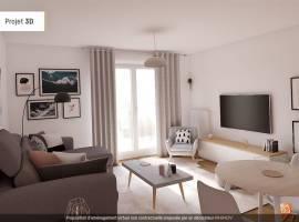 Appartement 65m2 à Rosny-sous-Bois (france)