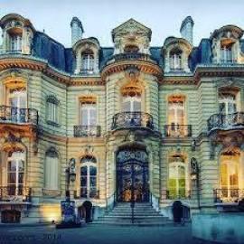 Immeuble, Hotel Particuliers de VIP (paris)