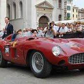 Ferrari 857 S  Years 1955 Collector