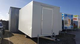Catering Trailer 4m New equipped